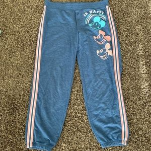 DISNEY brand sleepwear joggers M